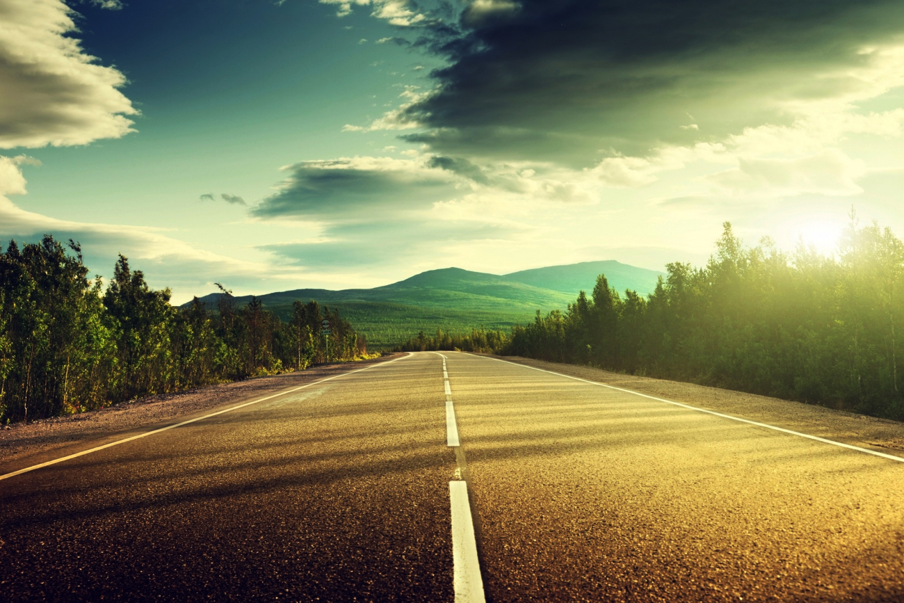 The Road, once we are on it,