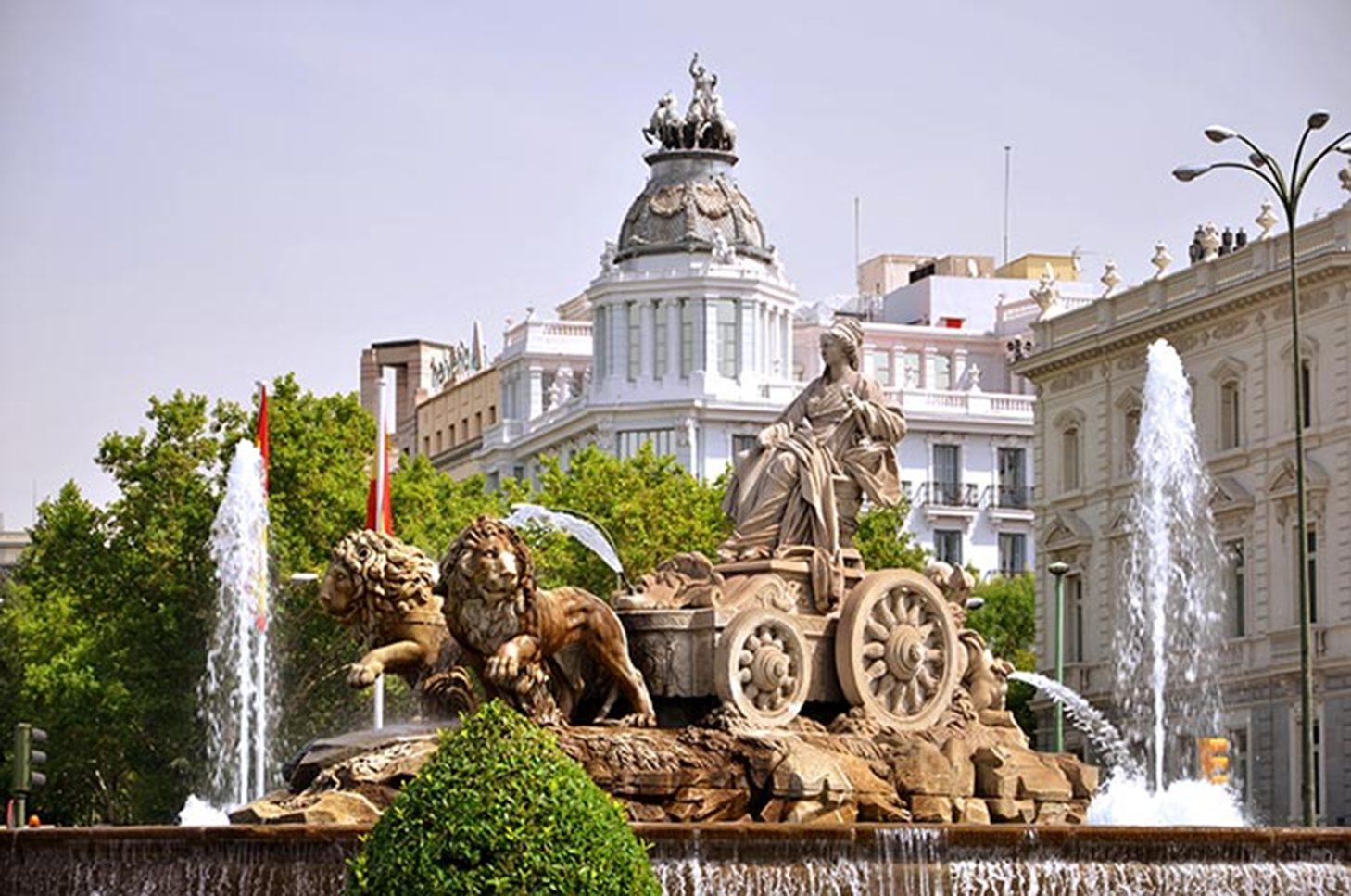 Hasta la vista Madrid